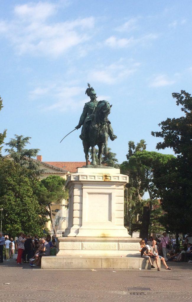 Monument König Vittorio Emanuele II